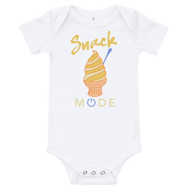 Snack Mode - Baby Bodysuit - Ambrie