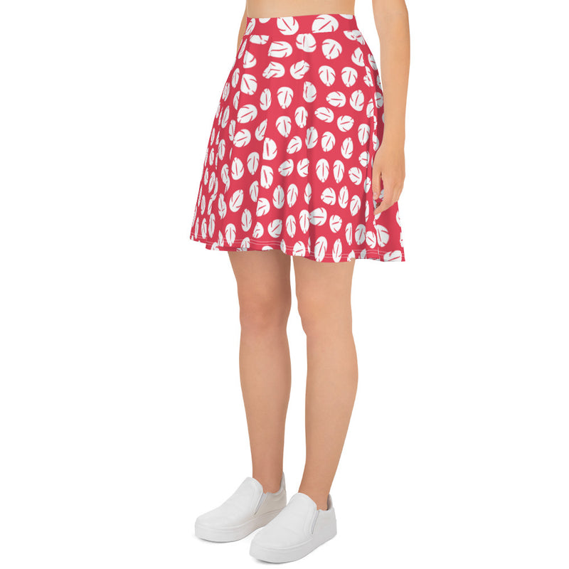 Hawaiian Flowers Skirt - Ambrie