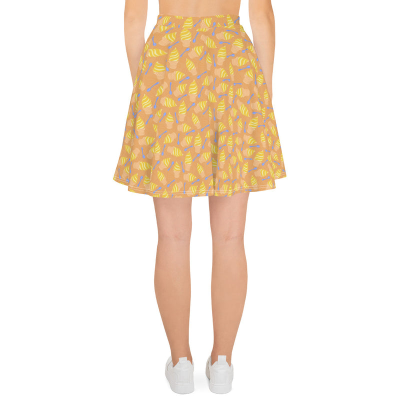 Pineapple Whip Skirt