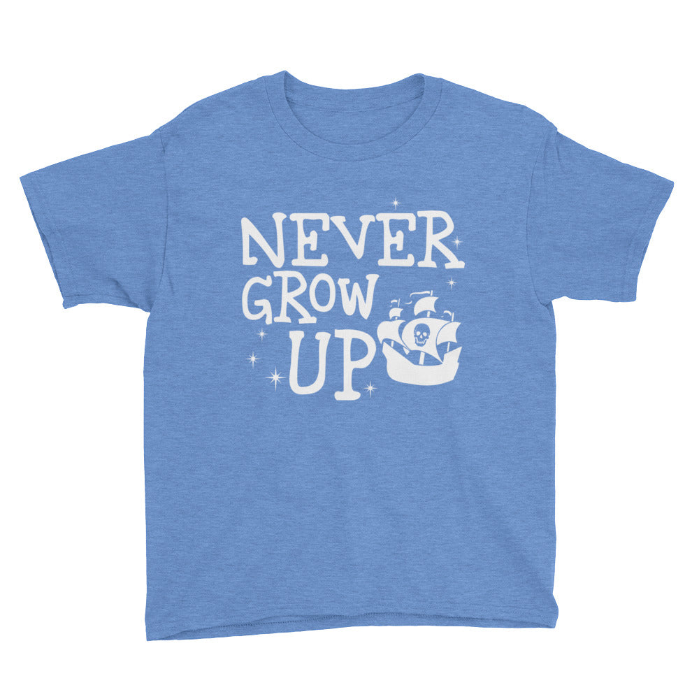 Never Grow Up - Kids Shirt - Ambrie