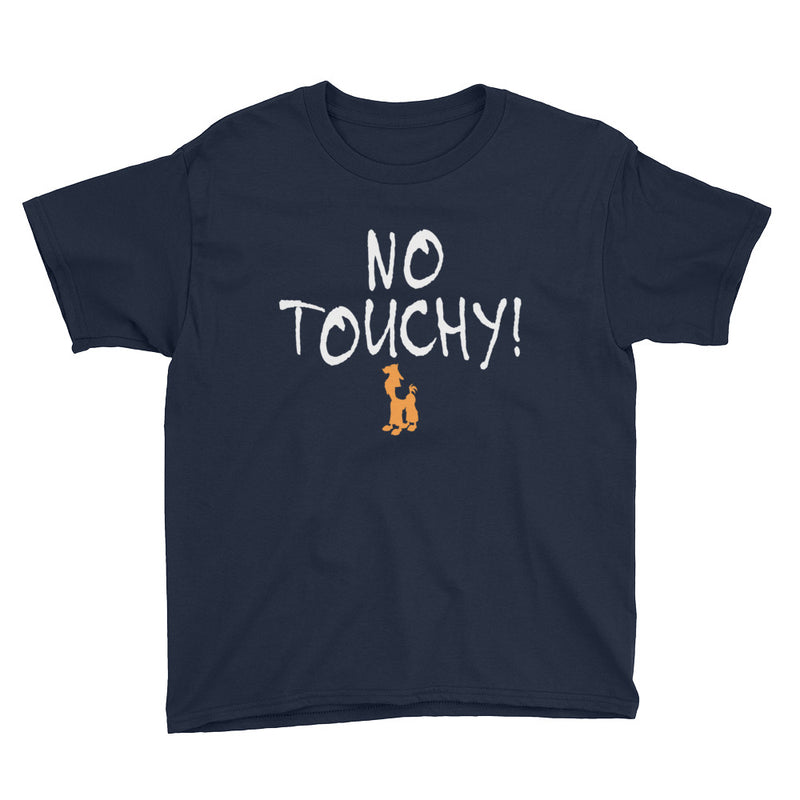 No Touchy - Kids Shirt - Ambrie