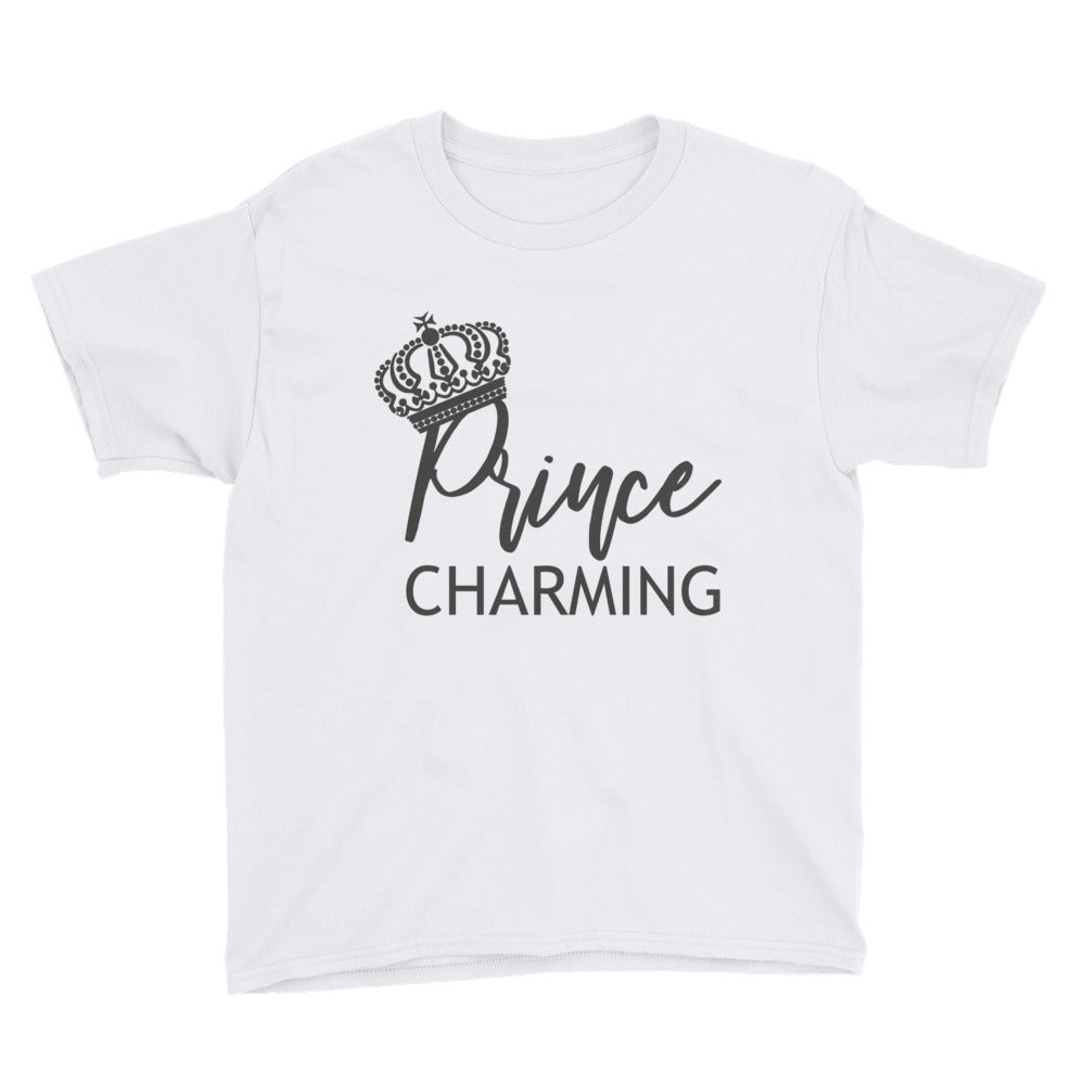 Prince Charming - Kids Shirt - Ambrie