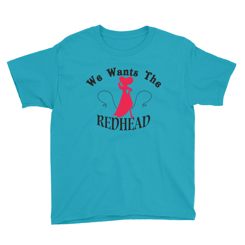 We Wants The Redhead - Kids Shirt - Ambrie