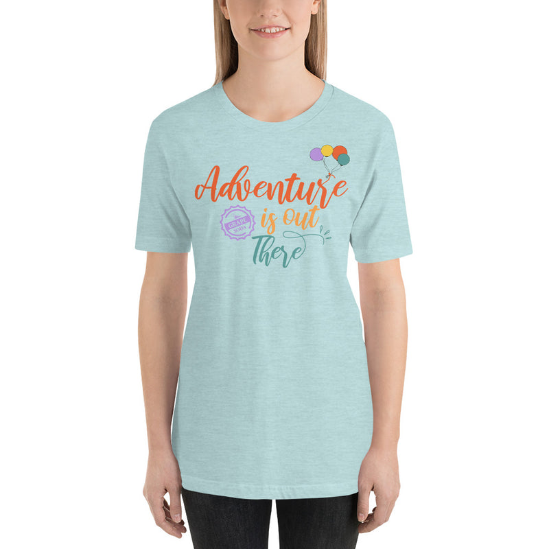 Adventure Is Out There - Women's Short Sleeve Shirt - Ambrie