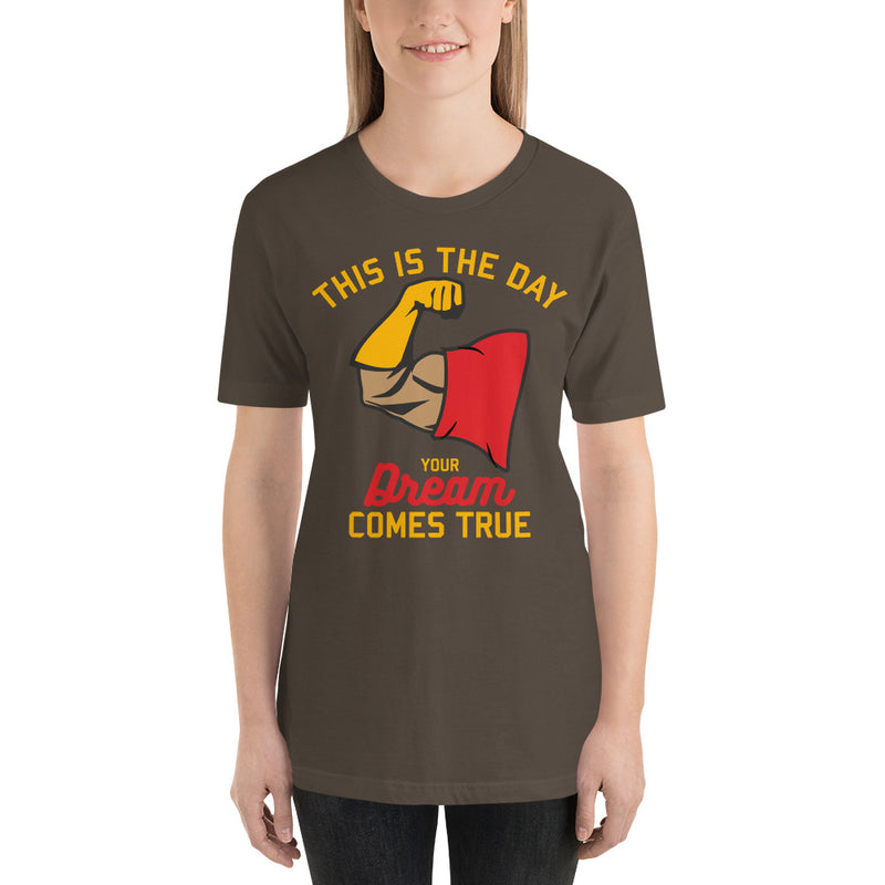 Your Dreams Come True - Women's Short Sleeve Shirt