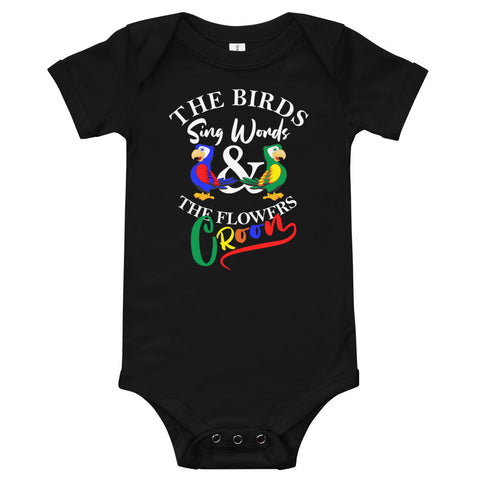 All About The Bows - Baby Bodysuit
