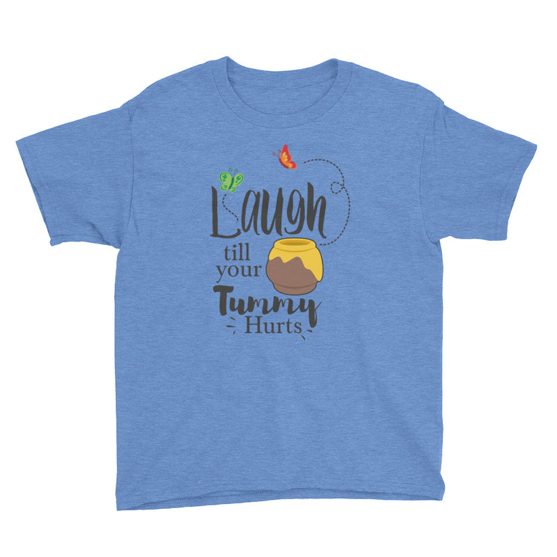 Laugh Till Your Tummy Hurts - Kids Shirt