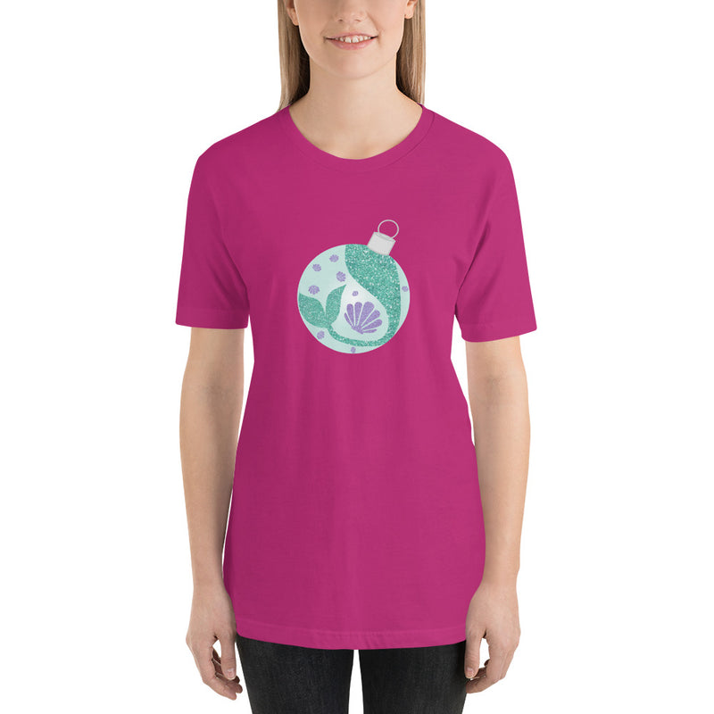 Mermaid Ornament - Women's Short Sleeve Shirt - Ambrie