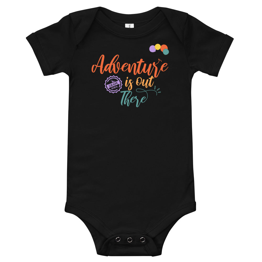 Adventure Is Out There - Baby Bodysuit - Ambrie