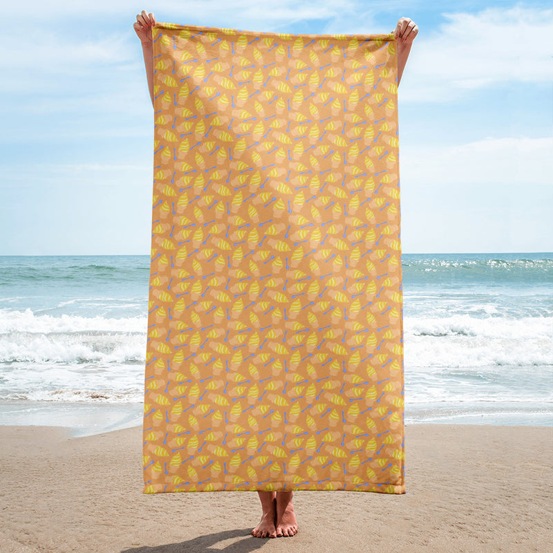 Pineapple Whip Towel - Ambrie