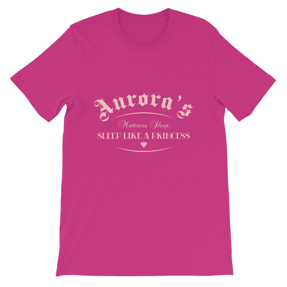 Aurora's Mattress Shop - Women's Short Sleeve Shirt