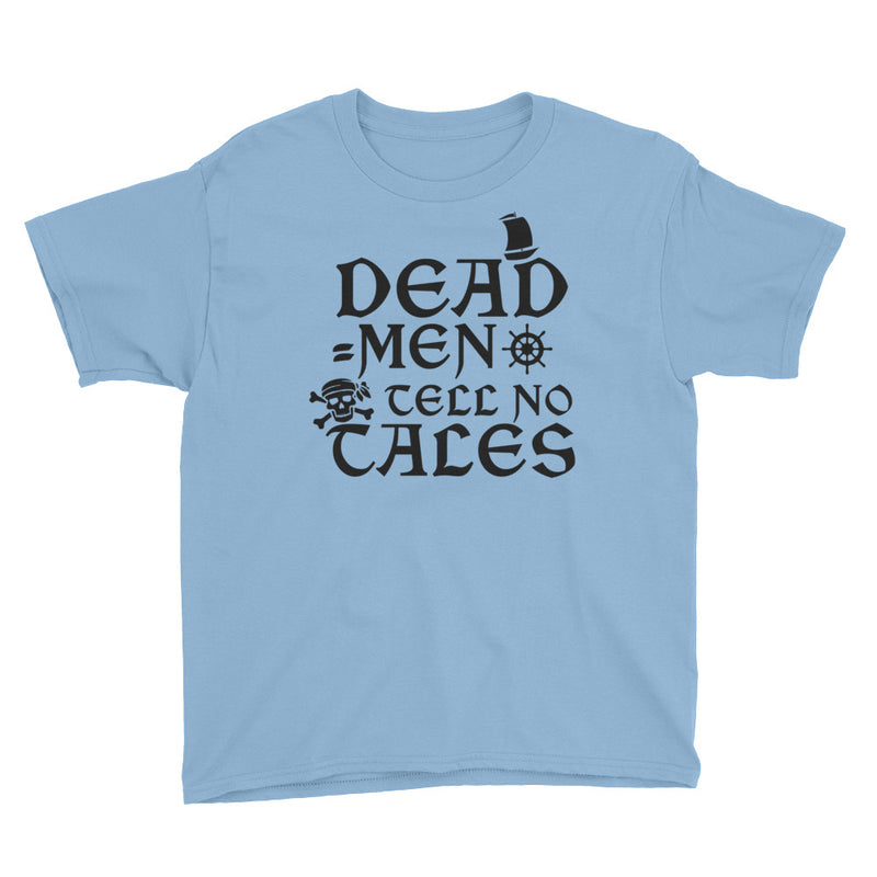 Dead Men Tell No Tales - Kids Shirt - Ambrie
