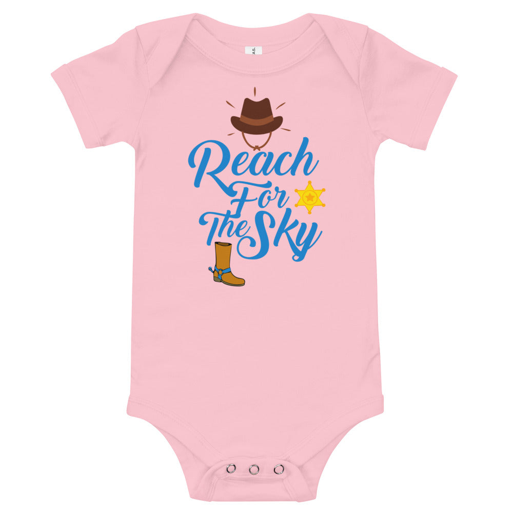 Reach For The Sky - Baby Bodysuit - Ambrie