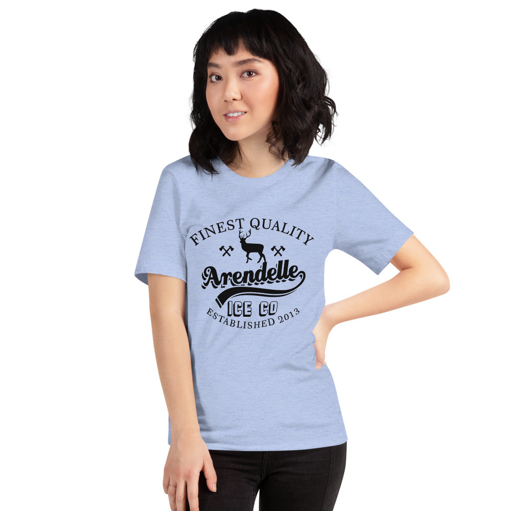 Arendelle Ice Co - Women's Short Sleeve Shirt - Ambrie