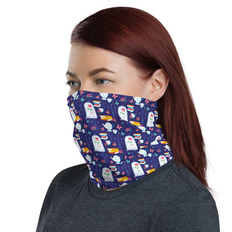 Enchanted Rose Neck Gaiter - Ambrie