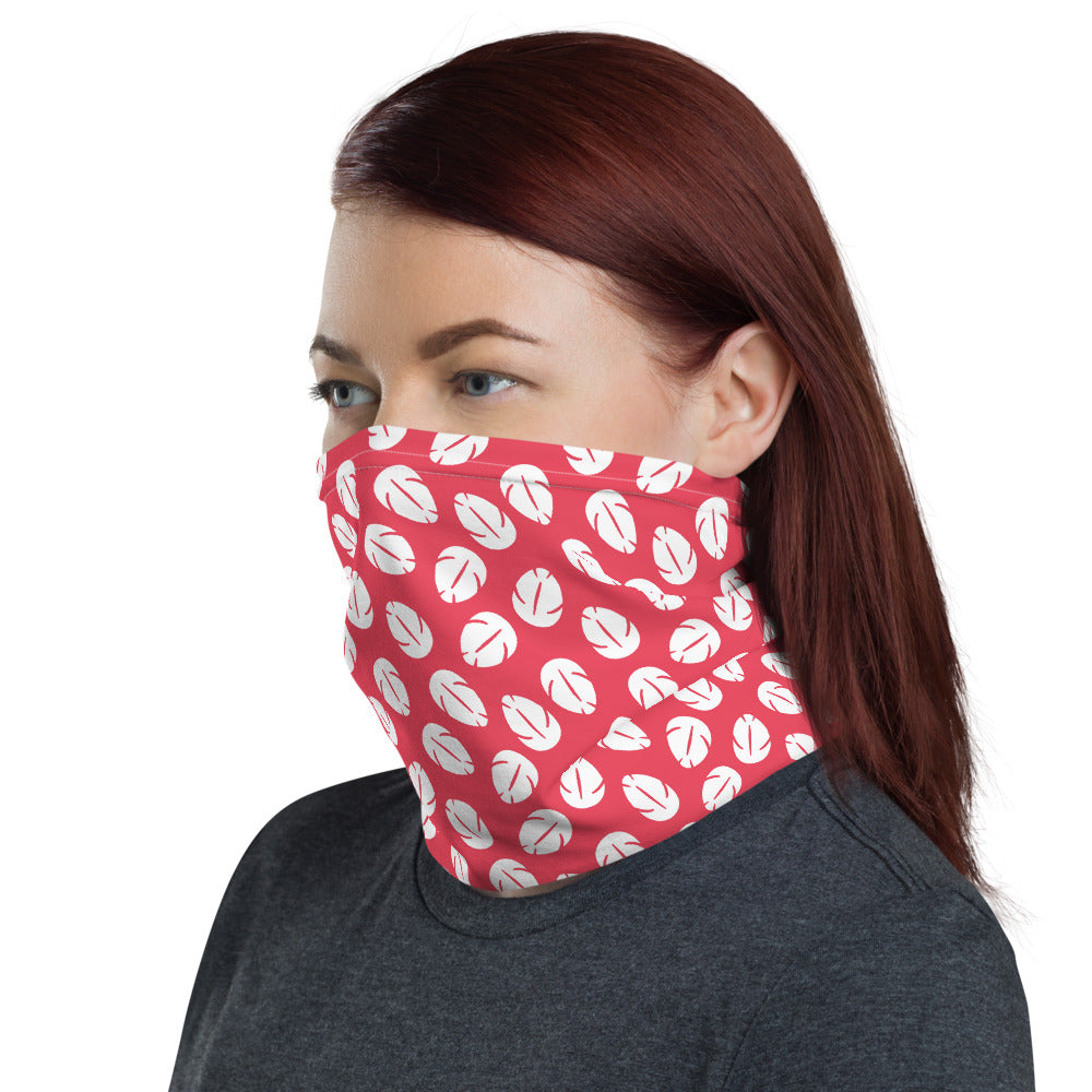 Hawaiian Flowers Neck Gaiter - Ambrie