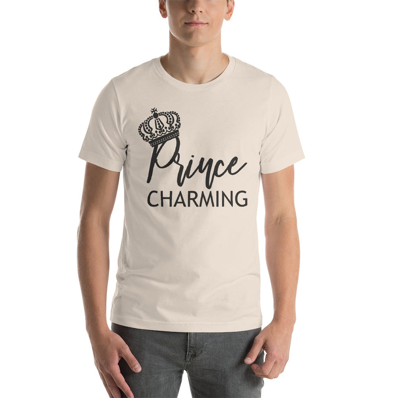 Prince Charming - Men's Short Sleeve Shirt - Ambrie