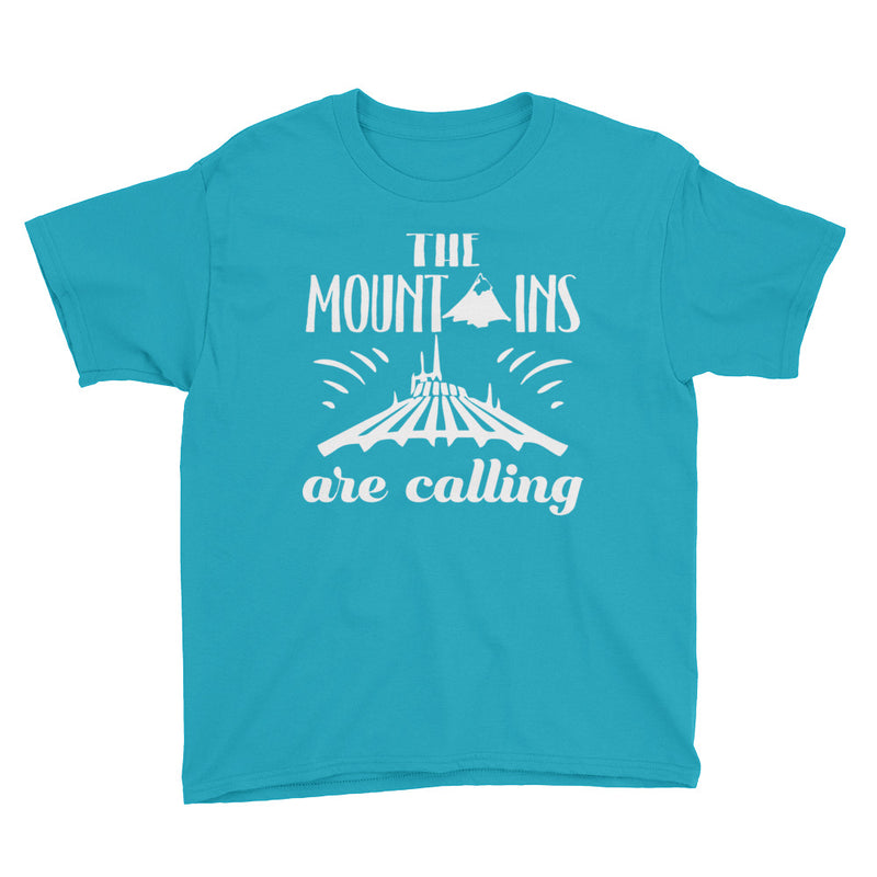 Mountains Are Calling - Kids Shirt