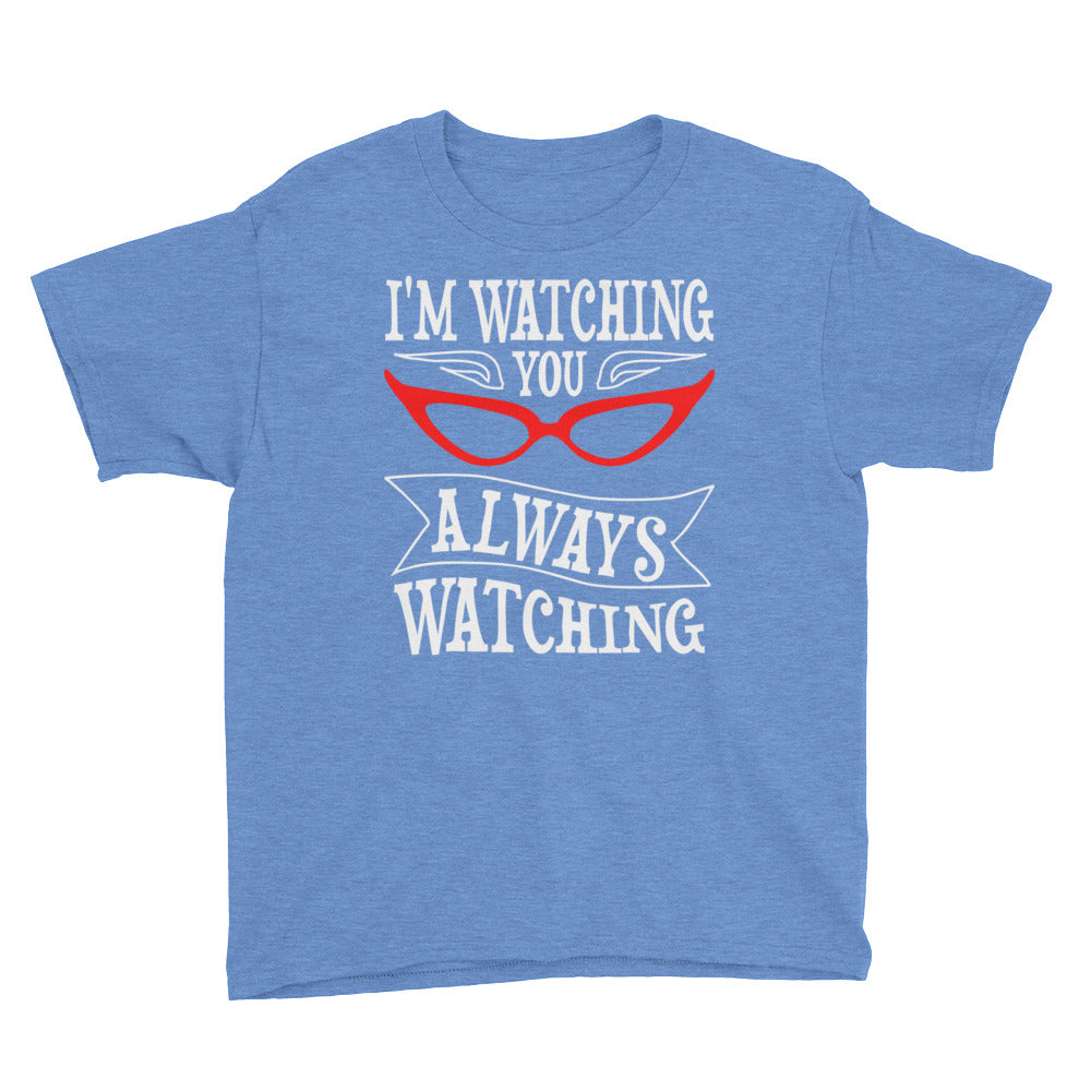 Always Watching - Kids Shirt - Ambrie