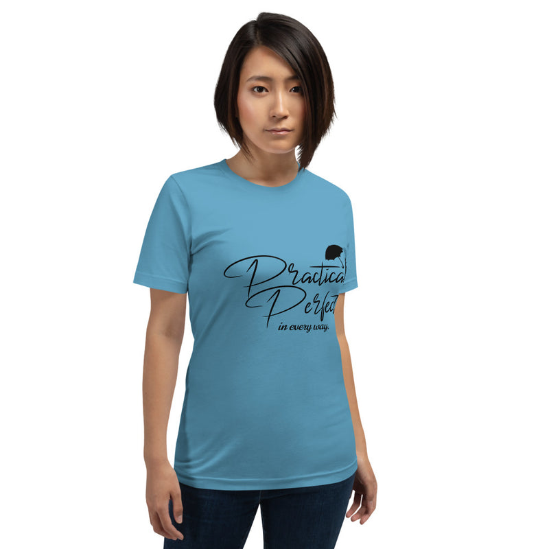 Practically Perfect - Women's Short Sleeve Shirt - Ambrie
