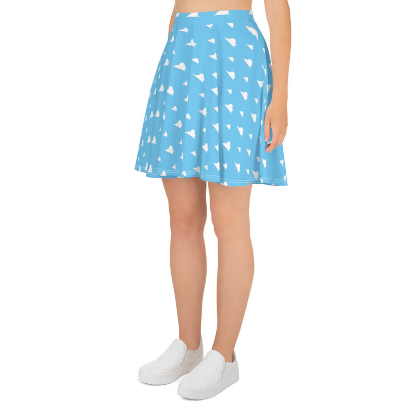 Clouds Skirt - Ambrie