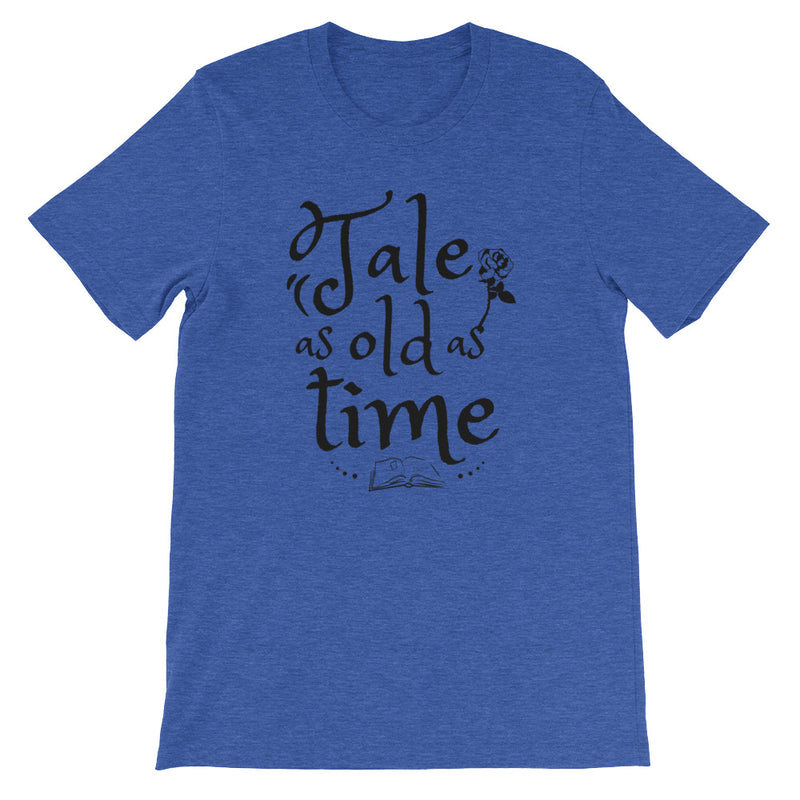 Tale As Old As Time - Women's Short Sleeve Shirt