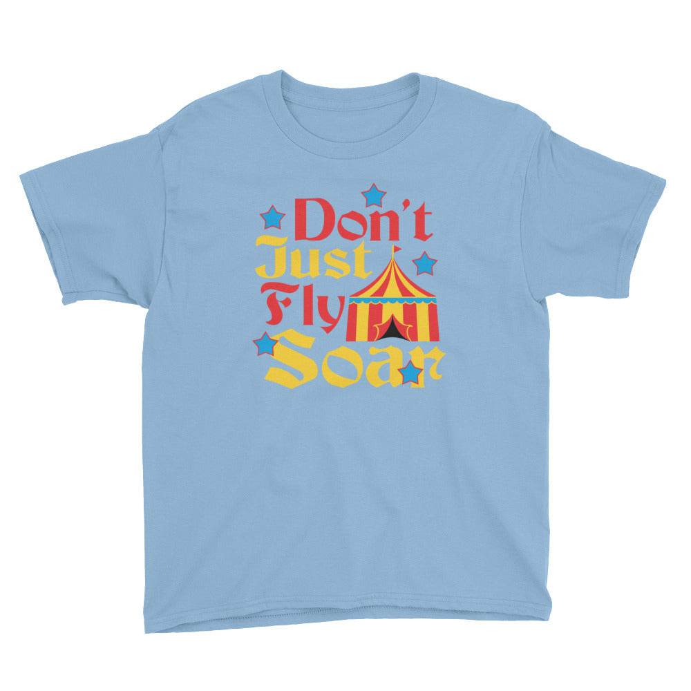 Don't Just Fly Soar - Kids Shirt - Ambrie