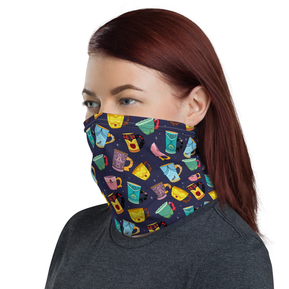 Royal Tea Neck Gaiter - Ambrie