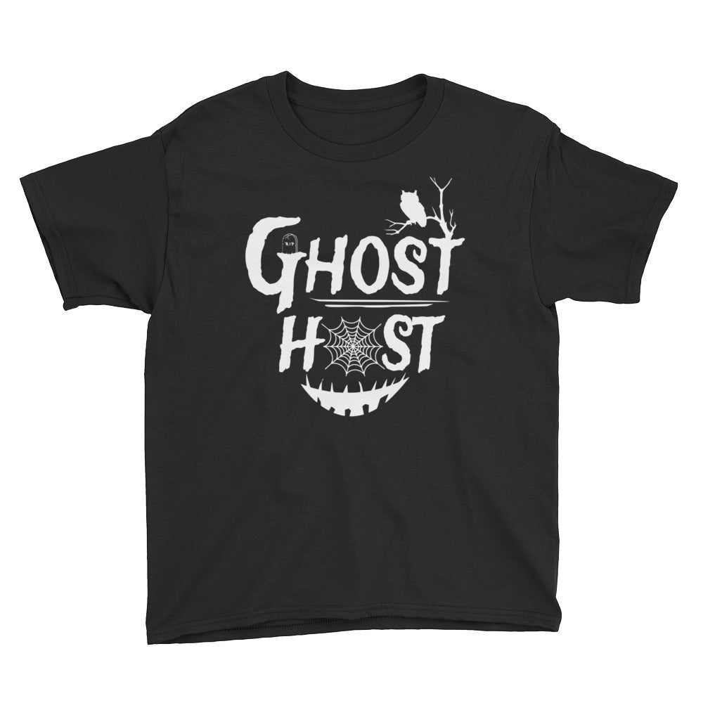 Ghost Host - Kids Shirt - Ambrie