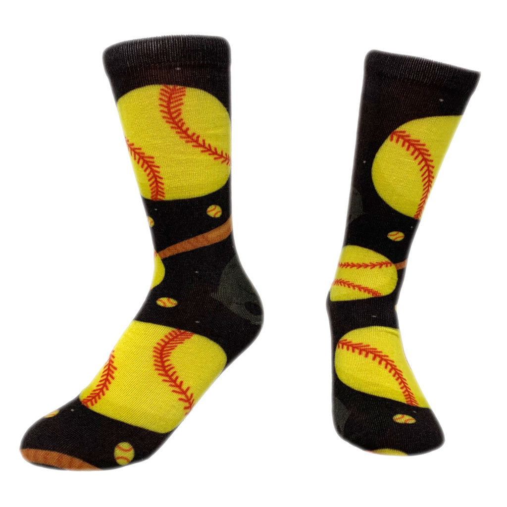 Softball Crew Socks - Ambrie
