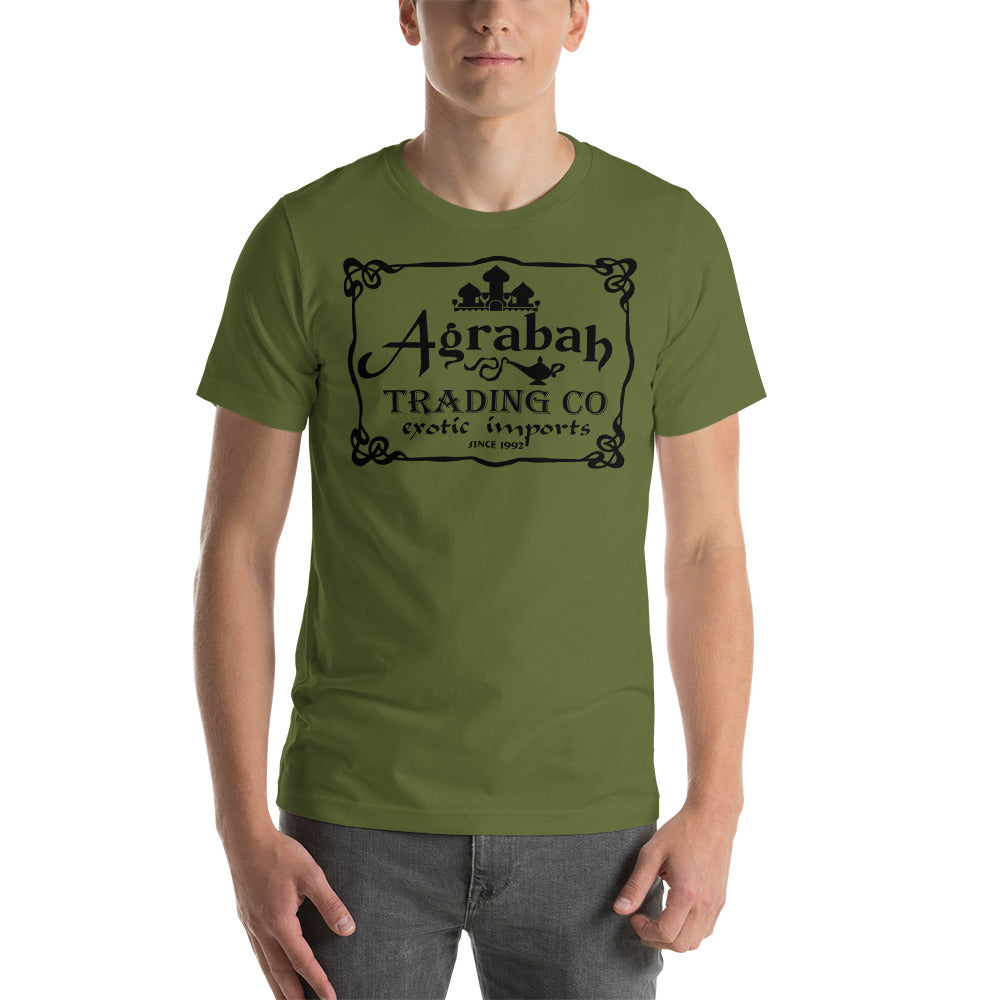 Agrabah Trading Company - Men's Short Sleeve Shirt