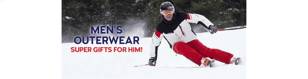 Mens Christmas Outerwear Ideas