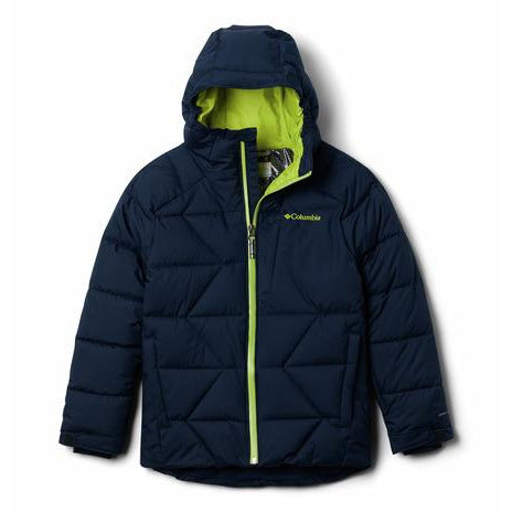 Columbia Winter Powder Quilted Boys Jkt