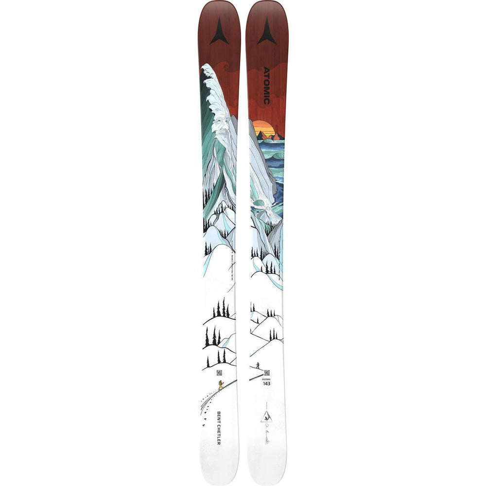 Atomic Bent Chetler Mini Ski 133-143