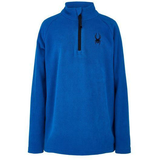 Spyder Boys Speed Fleece Zip T-Neck