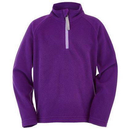 Spyder Speed Fleece Bitsy Zip T-Neck