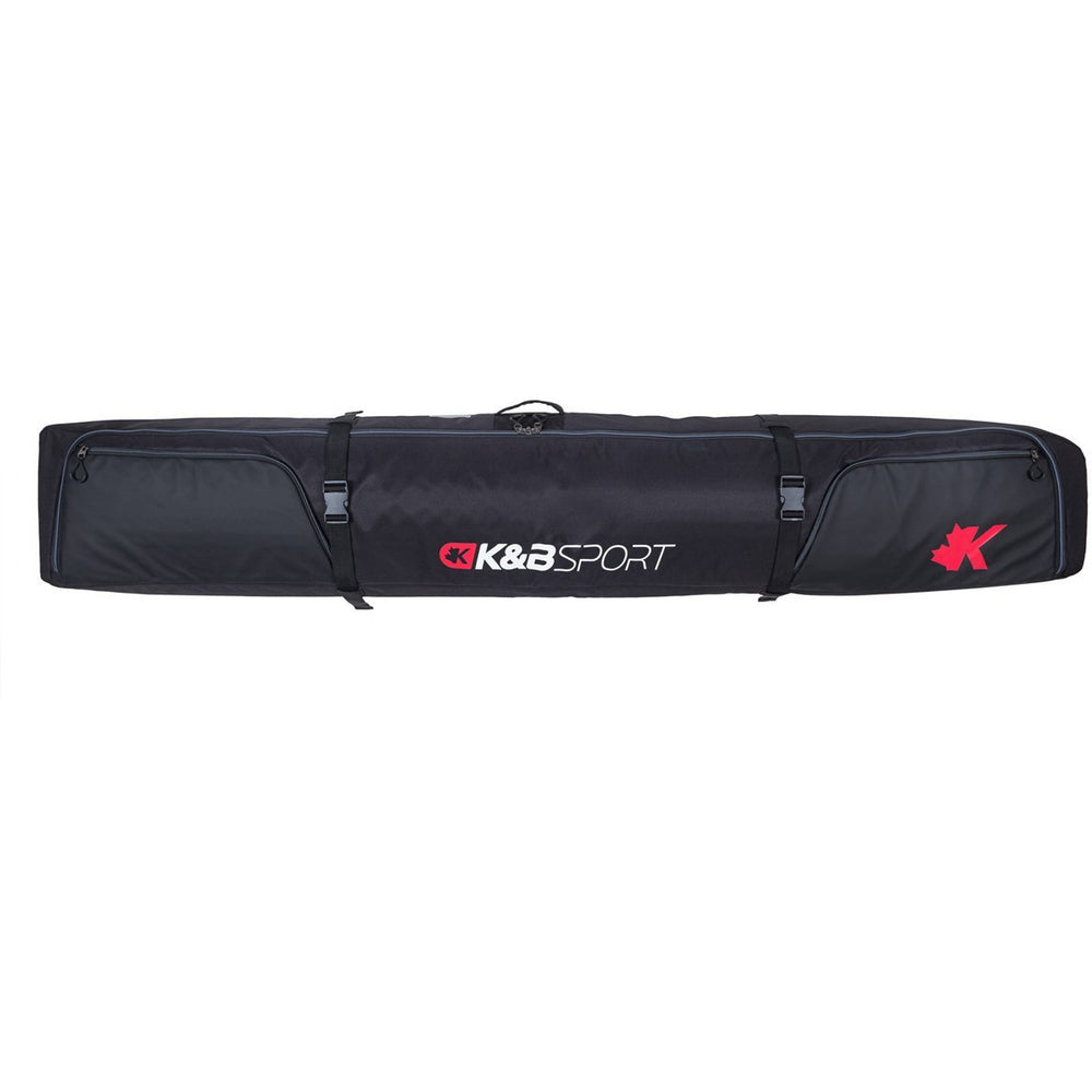 Sundance K&B Double Ski Bag On Wheels