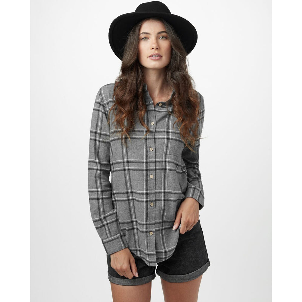 TenTree W Lush Button Up LS