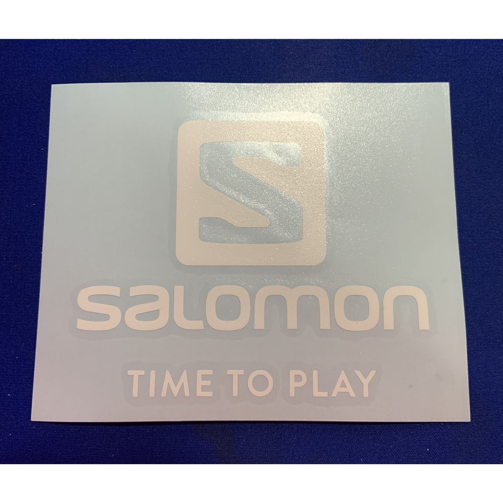 Salomon Time to Play Stickers