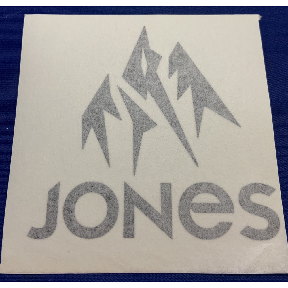 Jones Stickers