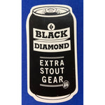 Black Diamond Extra Stout Sticker