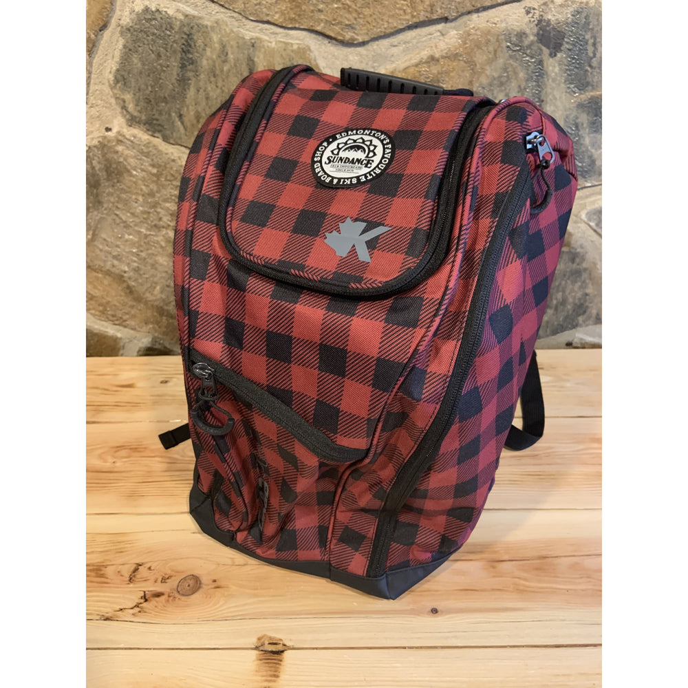 Sundance K&B Jr Ski Boot Backpack