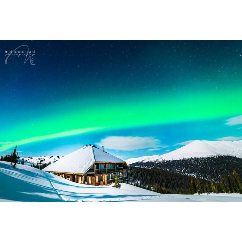 Purcell Mountain Lodge Backcountry Touring New Years Trip December 30-January 3
