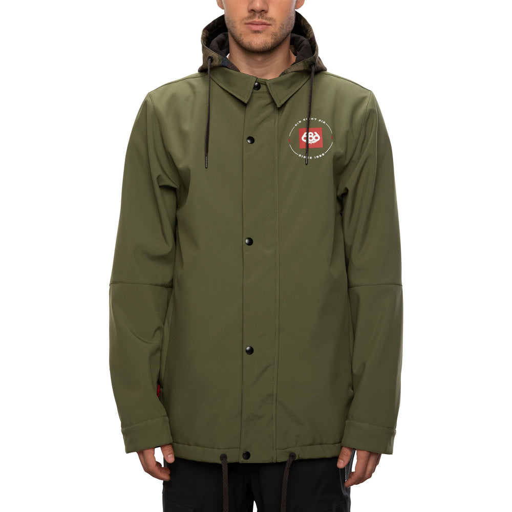 686 Waterproof Coaches Jkt