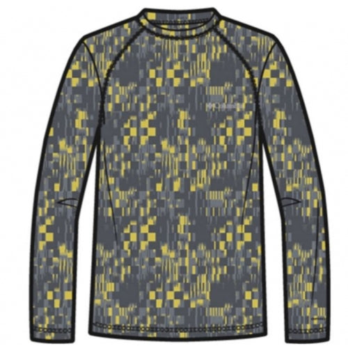 Columbia Y Printed Baselayer Crew