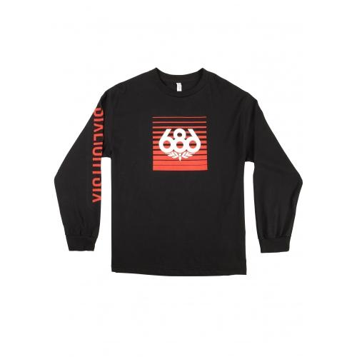 686 M Knockout LS T-Shirt
