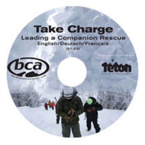 BCA Take Charge DVD