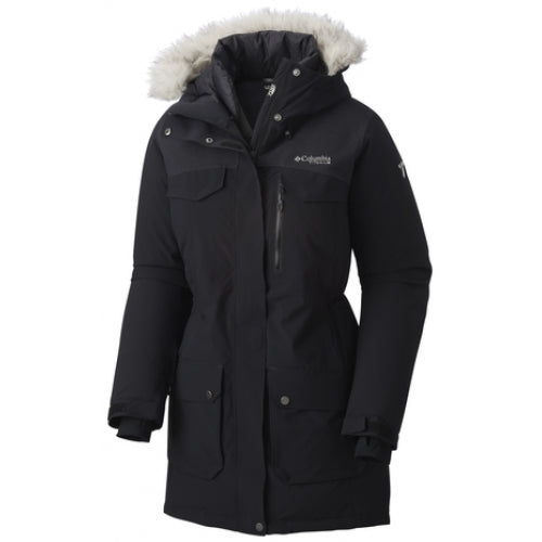 Columbia W Titan Pass 780 Turbo Down Jacket