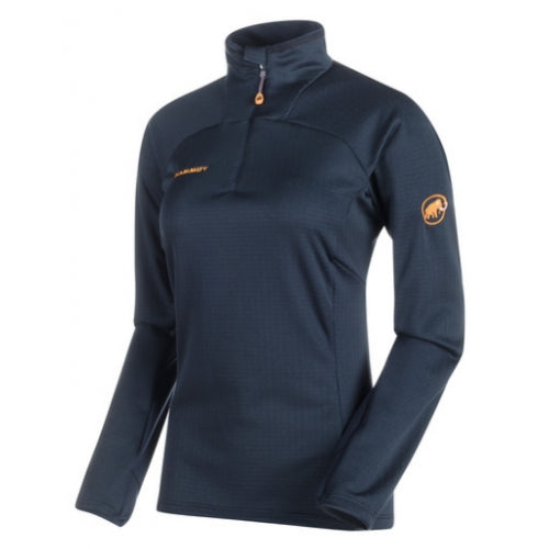 Mammut Moench Advanced Half Zip Longsleeve W