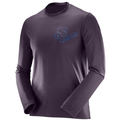 Salomon Pulse LS Tee M